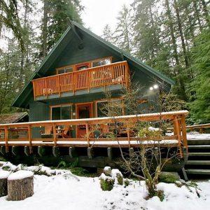 09sl Country Cabin Near Mt. Baker