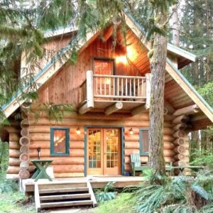 10sl Log Cabin At Its Best!