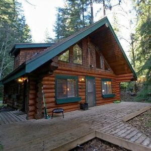 29sl Pet Friendly Log Cabin