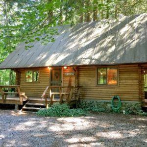 43mbr A Family Log Home W/ Hot Tub