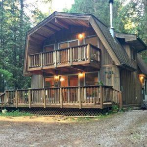 49sl Country Cabin Near Mt. Baker