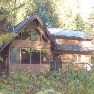 69sl 5 Bedroom Cabin Near Mt. Baker