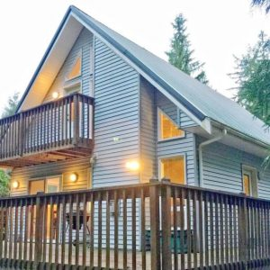 96mbr Cabin Near Skiing And Hiking