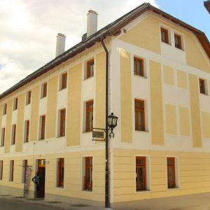 Apartments Rombon