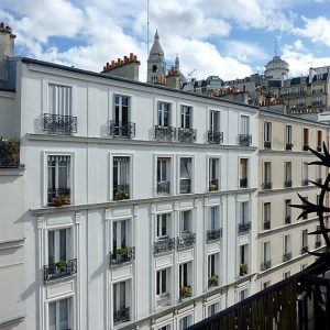 Appartement Lamarck 1