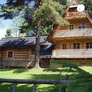 Chata Na Gubalówce