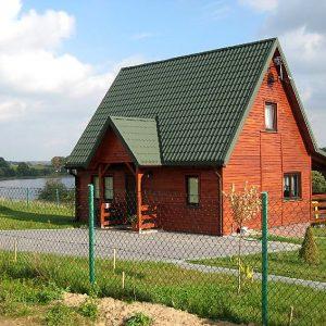 Dom Niebieski