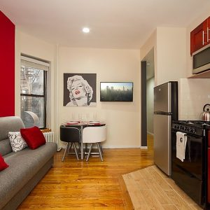 East Village: 2 Bed