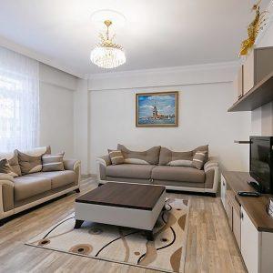 Hasköy Apartment