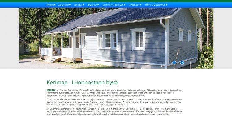 Kerimaan Lomakylä
