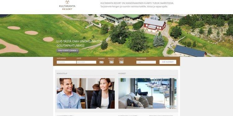 Kultaranta Resort Oy